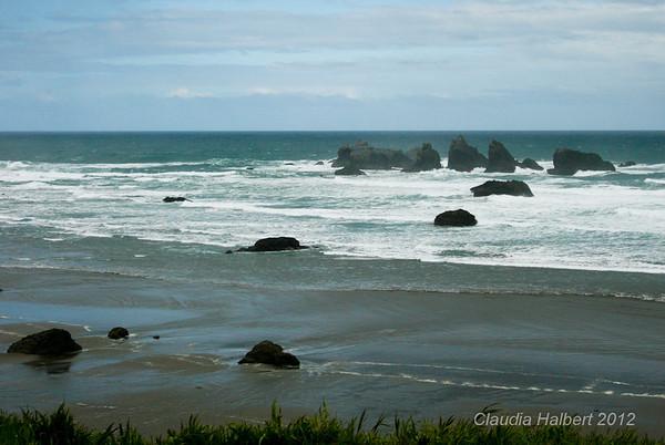 Oregon Beach Views